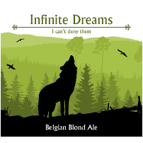 Infinite Dreams Belgian Blond Ale